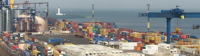 Доставка импортных грузов