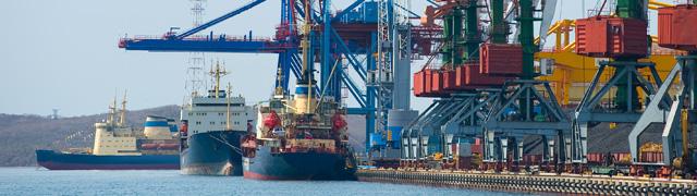 Морские перевозки Санкт-Петербург