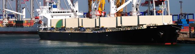 Организация морских грузоперевозок