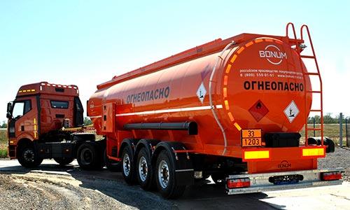картинка по доставке опасных грузов в цистернах