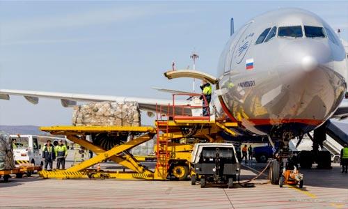 грузовая авиа доставка из Испании