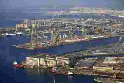 экспедирование в порту Санкт-Петербурга