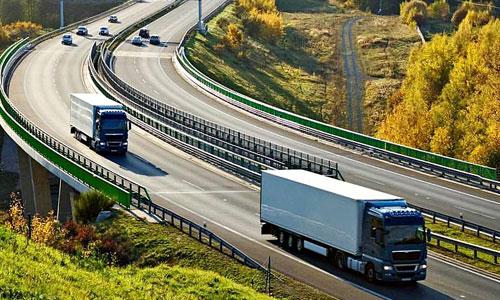 фото автомобильной доставки грузов из Болгарии