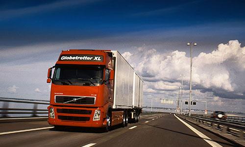 фото автоперевозки из Дании