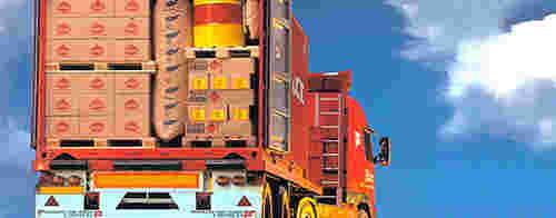 фото доставки сборных грузов из Болгарии
