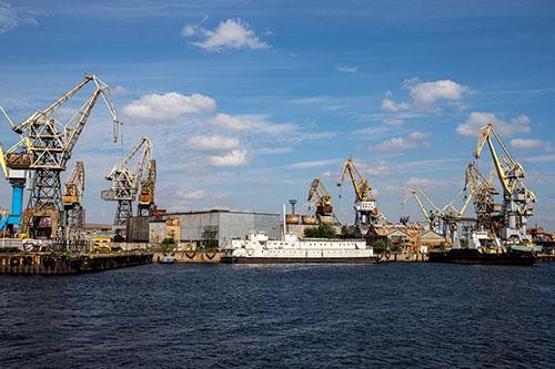 Морские грузоперевозки из Тампере