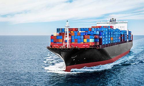 картинка по морской доставке грузов